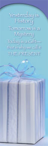 Bookmark - The Present