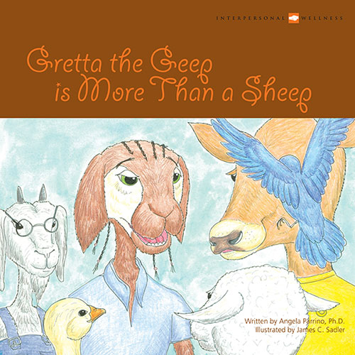 Gretta the Geep Is More Than a Sheep by Angela Parrino