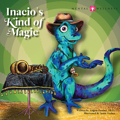 Inacio's Kind of Magic by Angela Parrino