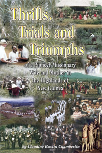 Thrills, Trials and Triumphs by Claudine Chamberlin