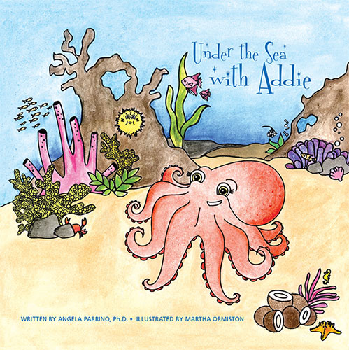 Under the Sea with Addie by Angela Parrino