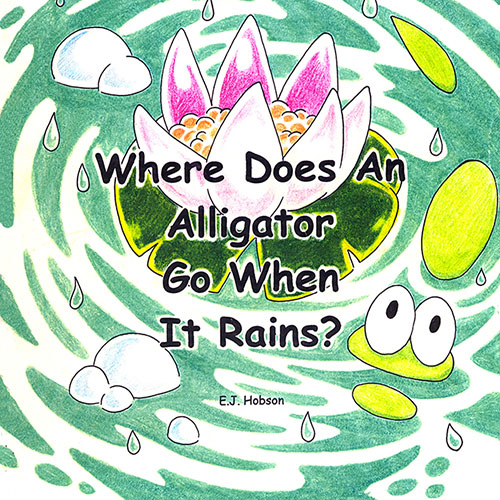 Where Does an Alligator Go When It Rains? by E. J. Hobson